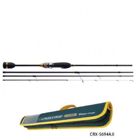 Major Craft Crostage Mobile CRX-S694AJI Travel Rod